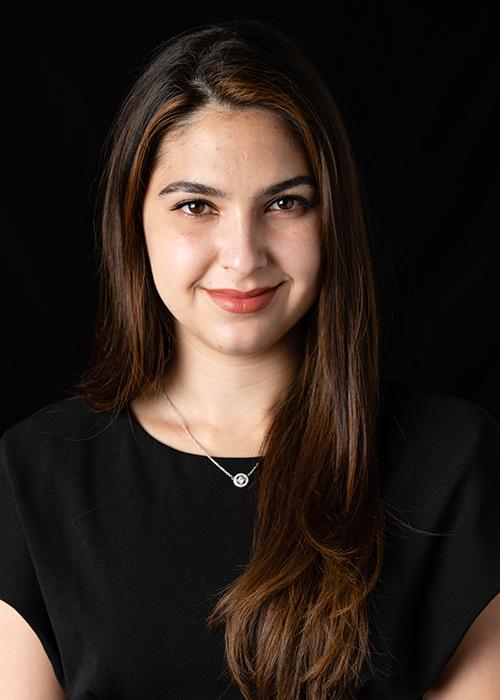 Meera Hadi legal assistant