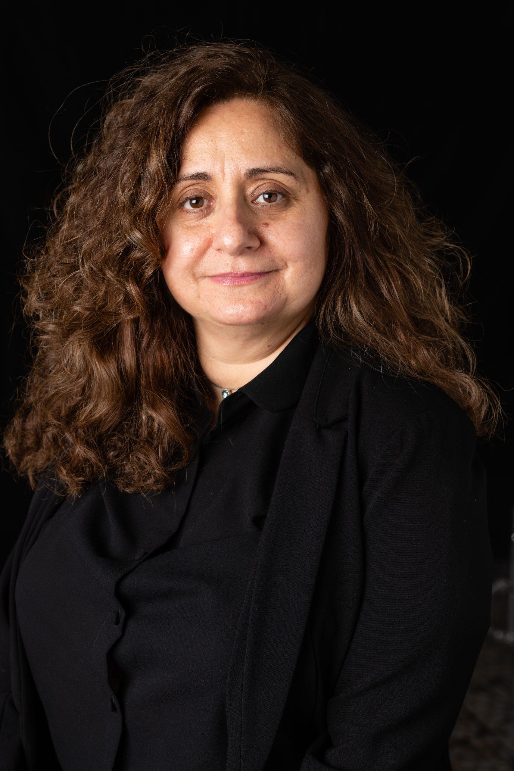 Suzette Cascio receptionist